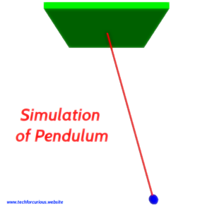Simulation of Pendulum
